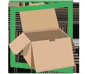 Подбор конструкции картонных коробок